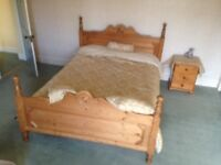 Large Double Room Available. £100PW. All bills included with unlimited wi fi