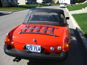 MGB 1979 in good condition to sell