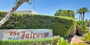 FOR SALE OR LONG TERM RENT Palm Springs, CA 2 Bedroom Condo