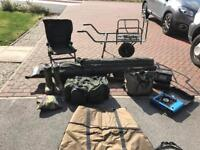 Carp fishing full set up all top makes