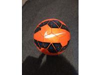 Premier League Nike soccer ball