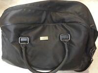 Hugo Boss black travel or gym bag