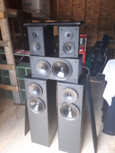 Awesome Nuance Home Theatre Speakers!