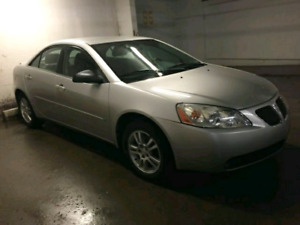 Pontiac G6 excellente condition