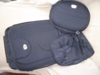 Selection of cases/travel bags. New & as new.See listing for details & prices. Priced for Quick sale