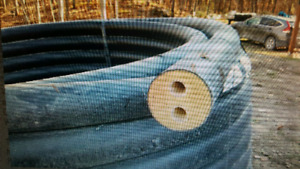 "Outdoor Wood Boiler 1"" Pex Pipe $14.50ft"