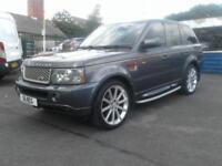 2006/56 Range Rover Sport 3.0 Td6 auto HSE 2 Owners 12 months mot