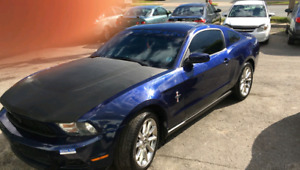 2011 Ford Mustang Coupe  SOLD
