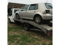 SCRAP CARS AND VANS WANTED ANY CONDITION BEST PRICES PAID