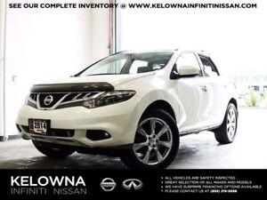 2014 Nissan Murano 3.5L Platinum AWD