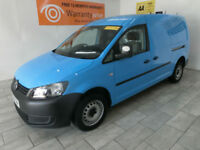2011 Volkswagen Caddy Maxi 1.6TDI 102bhp C20 Maxi **BUY FOR ONLY £33 PER WEEK**