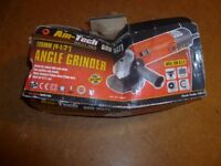 Am Tech 115mm Angle Grinder - BRAND NEW