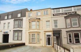 Two bedroom ground floor flat Whitley Bay