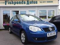 2005 Volkswagen Polo 1.4 S 3dr