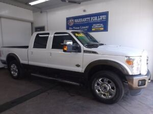 2015 Ford Super Duty F-250 King Ranch LEATHER NAVI SUNROOF