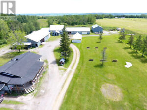 Beautiful 80 Acre Farm 10 minutes North of Temiskaming Shores