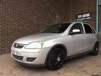 2005 VAUXHALL CORSA DESIGN TWINPORT 1.2 5 DOOR *LOW MILEAGE *LOVELY CAR*