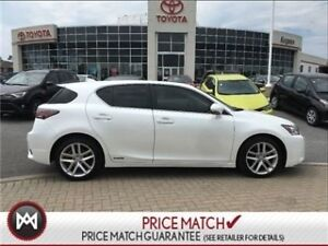 2014 Lexus CT 200h LUXURY HYBRID HATCH!! It's time to drive a co