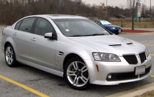 2009 Pontiac G8 PARTS FOR SALE- ENGINE+ TRANNY INCLUDED