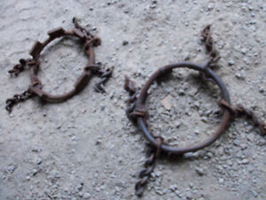 2 Ring Chain Rings