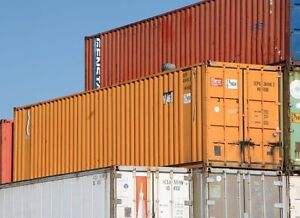 Used 20' and 40' Shipping Containers for Sale!