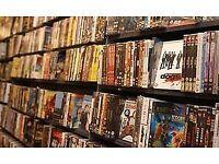 Bundle Of 200 DVDs