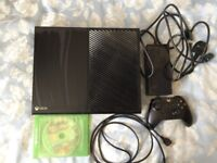 Xbox one 500gb one control and GTA 5