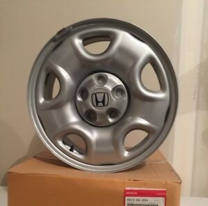 Honda Pilot or Element 16 by 6.5 four brand new rims