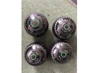 Thomas Taylor Lignoid Bowls Size 2
