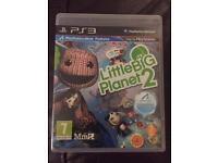 PS3 PlayStation Game Little Big Planet