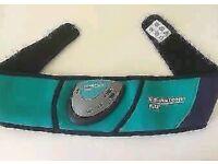 Unisex slender tone flex toning belt