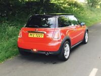 Mint 2009 Mini Cooper D ,Chili pack ,only £20 road tax, trade in considered, credit cards accepted.