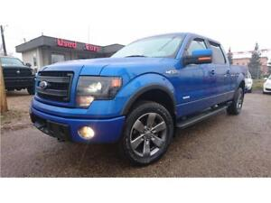 2014 Ford F-150 FX4 Tech Pack ECOBOOST APLLY ONLINE