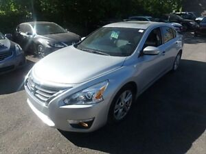 2013 Nissan Altima 2.5 SL AUX! CRUISE CONTROL! HEATED SEATS!...