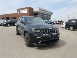 2016 Jeep Grand Cherokee SRT High Performance Leather Seats AND