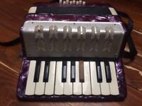 Small Piano Accordion