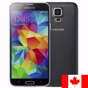 Samsung galaxy S5 16GB work with all Network