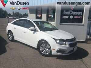 2015 Chevrolet Cruze LT Turbo  - Bluetooth -  SiriusXM - $77.69
