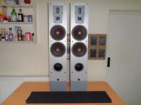 Dali Ikon 6 Floor Standing Speakers - Ribbon and Dome Tweeters - Stunning Sound and Build Quality