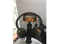 Brand new Garret ace 300i metal detector