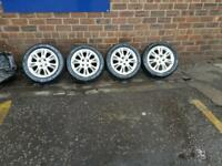 "corsa d 16"" design alloys 4stud sxi design life"