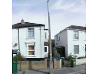 INVESTORS ONLY BUILDING WITH TWO ONE BED FLATS FOR SALE NO CHAIN 7% RETURN EASY RENT TO GOOD TENANTS