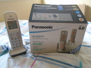 Panasonic home portable phone...missing the base....only $5 !