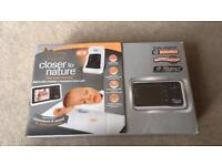 Tommee Tippee video monitor and sensor pad