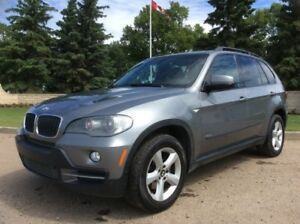 2008 BMW X5, SPORT-PKG, AUTO, NAVI, LEATHER, ROOF, 161K, $12,500