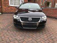 VW PASSAT 2.0 TDI 2007 BREAKING FOR SPEARS ENGINE CODE BKP