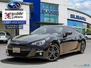2013 Subaru BRZ Sport-Tech 6sp