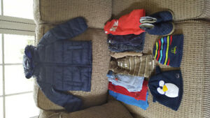 Lot of Brand Name Baby Boy Clothing 12-18 Months