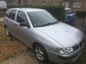 Seat Ibiza chill 1.4 with ignition starter switch