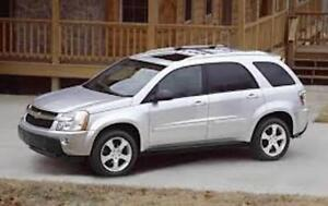 2006 Chevrolet Equinox LT SUV, Crossover, Leather, Sun Roof